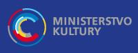 Logo Ministerstva Kultury